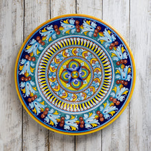 Load image into Gallery viewer, Large decorative wall plate (45cm)