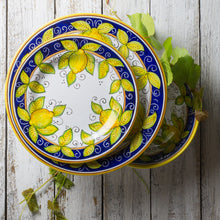 Load image into Gallery viewer, Bread Plate (20cm) - Lemon