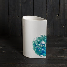 Load image into Gallery viewer, 'Simple' vase - small (20x12cm) - Acquerello