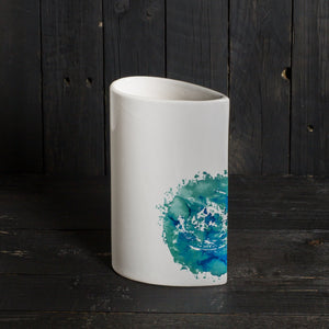 'Simple' vase - small (20x12cm) - Acquerello