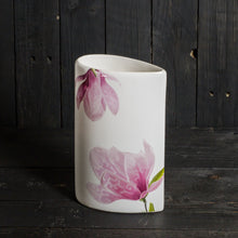 Load image into Gallery viewer, 'Simple' vase - small (20x12cm) - Magnolia