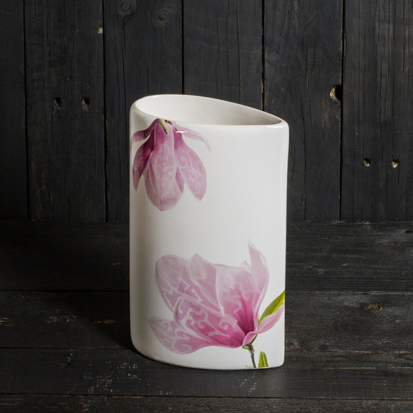 'Simple' vase - small - Magnolia