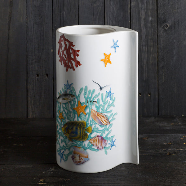 'Virgola' vase - medium - Love Sea