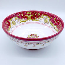 Load image into Gallery viewer, Medium round bowl (25cm) - Rosso