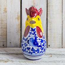 Load image into Gallery viewer, Rooster jug - Arabesco blue - 1 litre