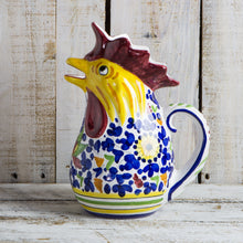 Load image into Gallery viewer, Rooster jug - Arabesco colourful - 1 litre