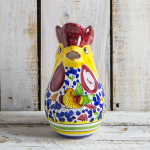 Rooster jug - Arabesco colourful - 500ml