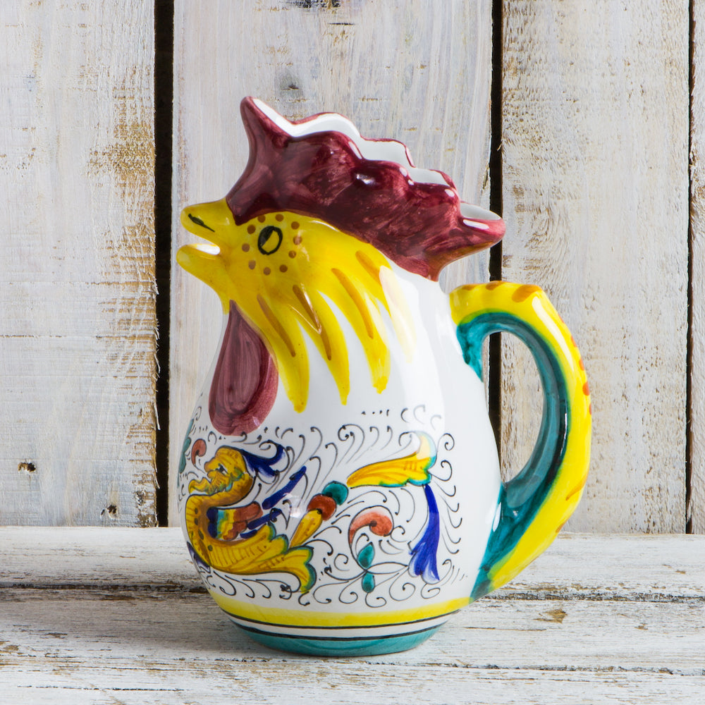 Rooster jug - Raffaellesco - 500ml