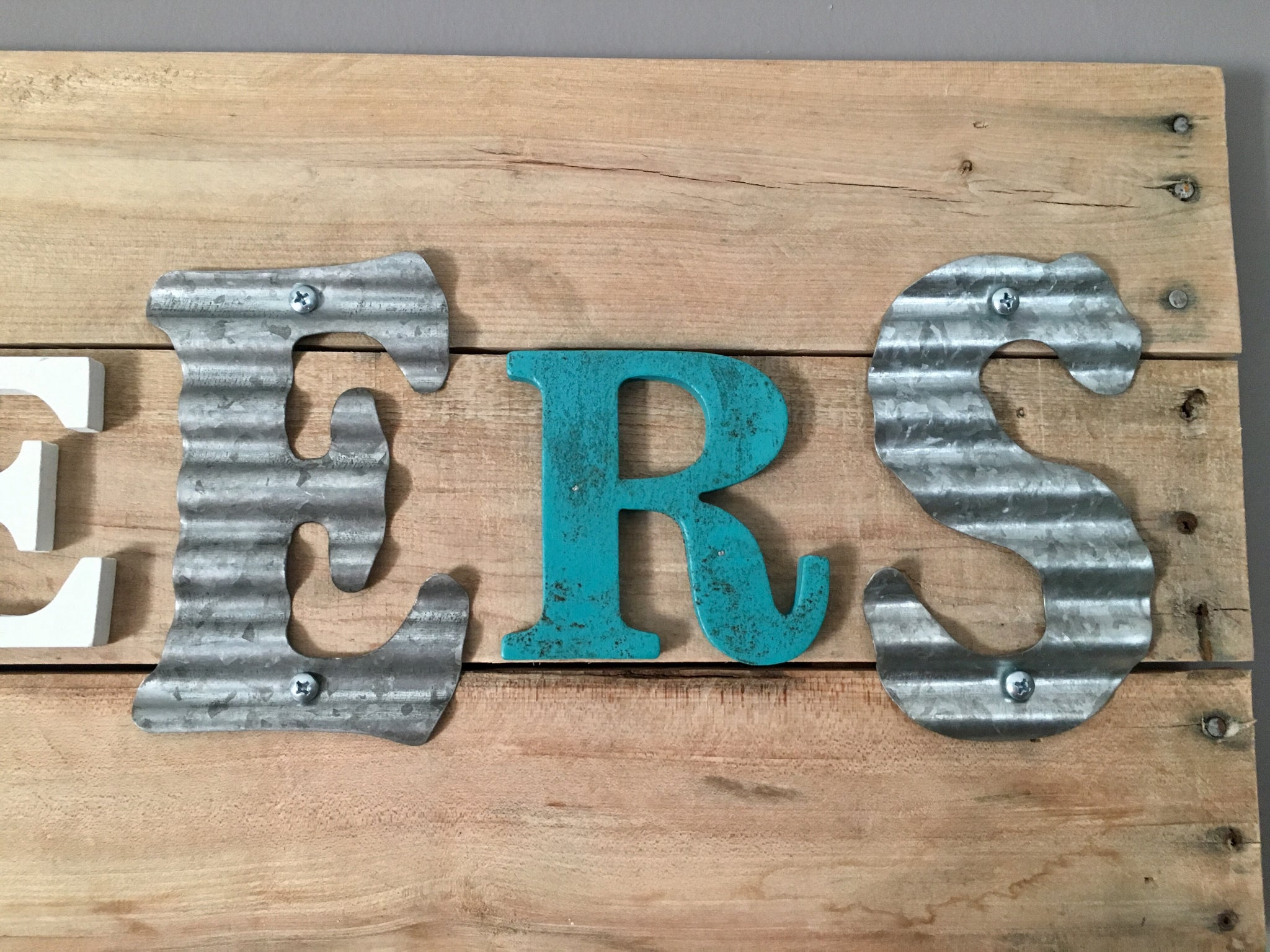 Cheers Wooden Pallet Sign..Rustic Wooden Signs..Kitchen Decor – Home ...