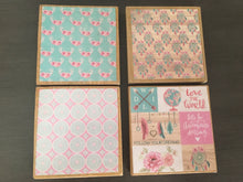 Boho Coasters Set of 4