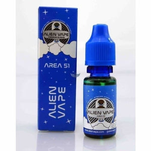 Alien Vape Area 51 10Ml E-Liquid