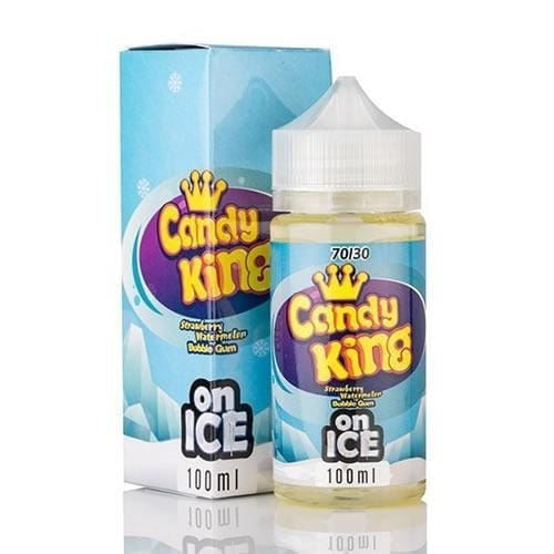 Candy King - Strawberry Watermelon Bubblegum On Ice 100ml