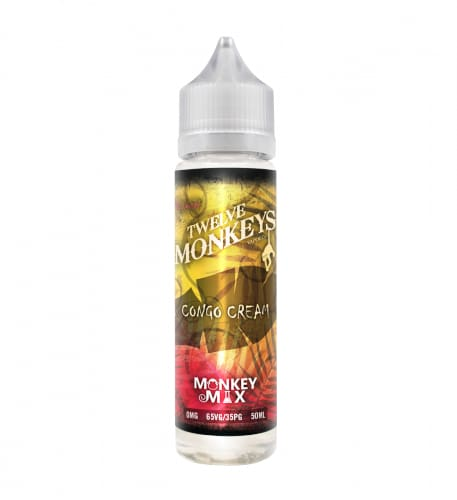 Congo Cream - Twelve Monkeys 50ml