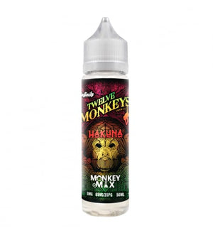 Hakuna - Twelve Monkeys 50Ml Shake & Vape