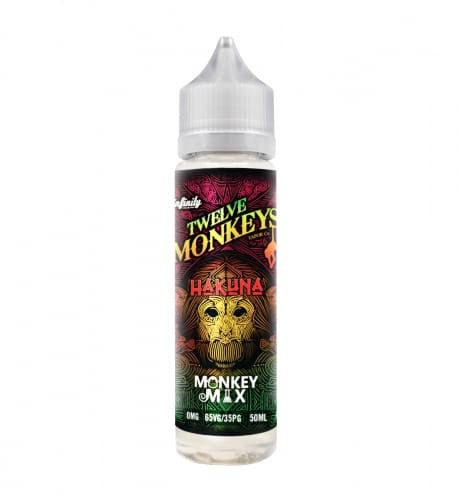 Hakuna - Twelve Monkeys 50ml