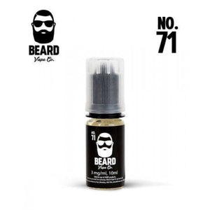 No. 71 - Beard Vape Co 10Ml E-Liquid