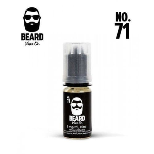 No. 71 - Beard Vape Co 10ml