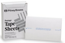 Genuine Pitney Bowes 620-9 Tape Sheets