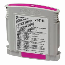 Genuine Pitney Bowes 787-E Magenta Ink Cartridge (Standard) for the SendPro P2000 Postage Meter