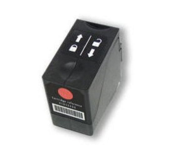 Neopost IJ35 (IJINK3456H) Postage Meter Red Ink Cartridge