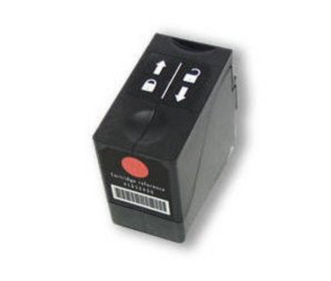 Neopost IJ40 (IJINK3456H) Postage Meter Red Ink Cartridge