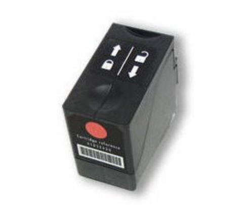 Neopost IJ50 (IJINK3456H) Postage Meter Red Ink Cartridge