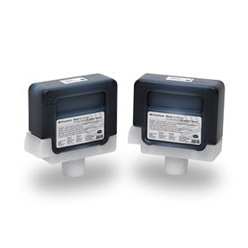 Genuine Pitney Bowes 772-2 Ink (Twin Pack) for DM22K, DM22KR, DM16K Mailing Systems