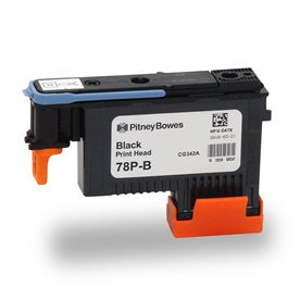 Genuine Pitney Bowes 78P-B Black Printhead for the SendPro P Series and Connect+ Series Mailing Systems