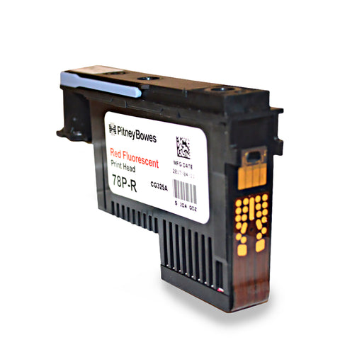 Genuine Pitney Bowes 78P-R Red Printhead for the SendPro P Series and Connect+ Series Mailing Systems