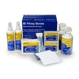 Pitney Bowes CK0-3 Cleaning Kit for Postage Meters