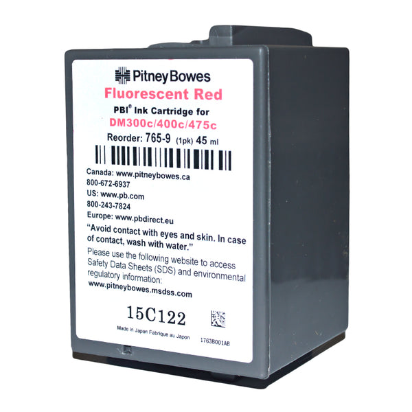 Genuine Pitney Bowes 765-9 for the DM400c Postage Meter