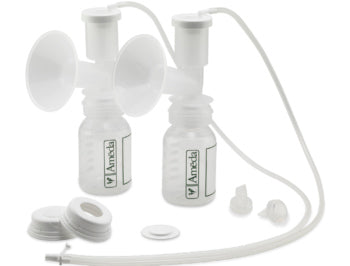 Ameda - Dual HygieniKit Milk Collection System