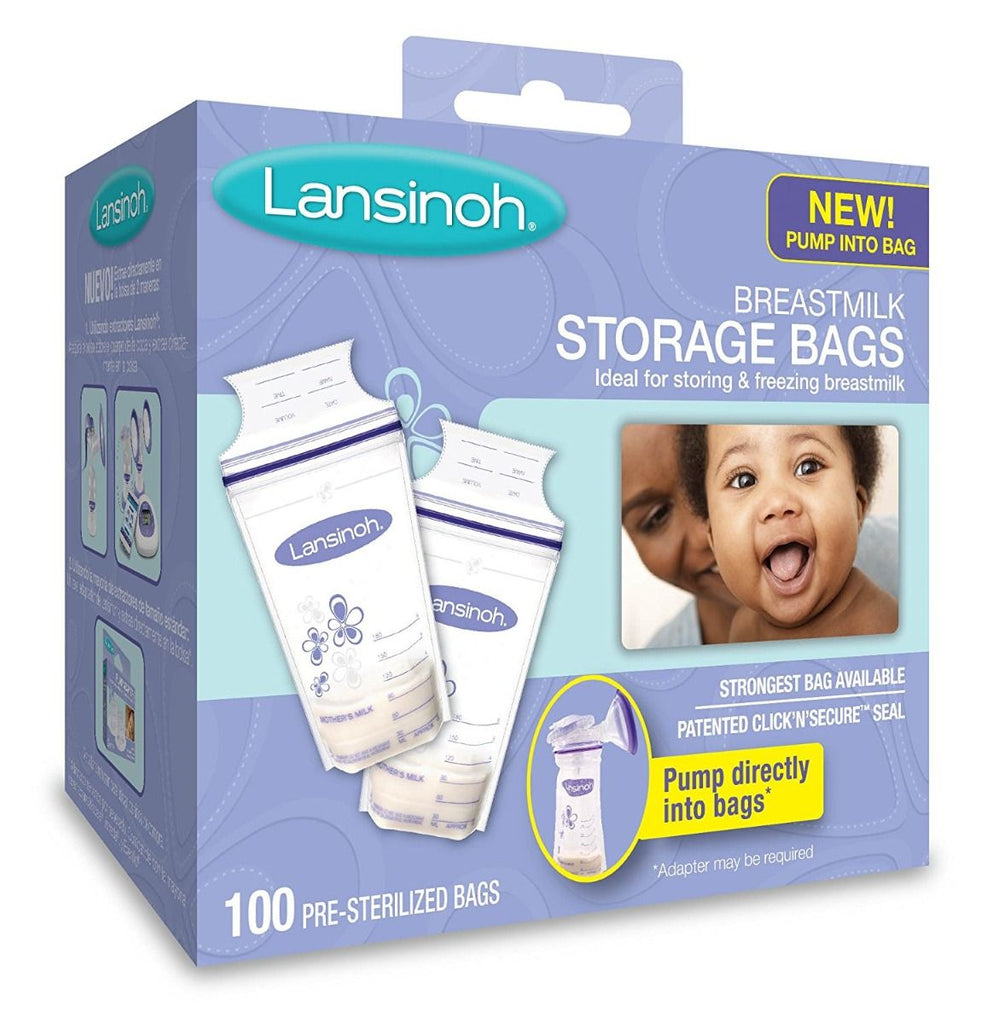 Lansinoh - Breast Milk Storage Bag