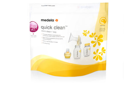 Medela - Quick Clean Steam Bags