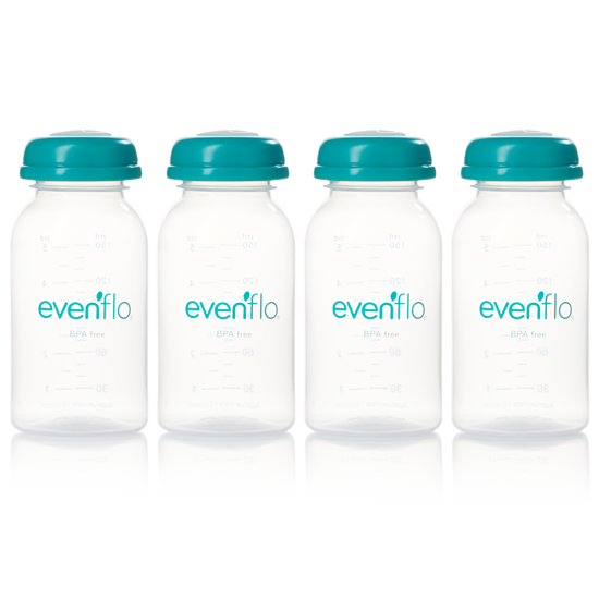 Evenflo - Breast Milk Collection Bottles