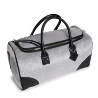 Silver Fridge Pony Fur Travel Set