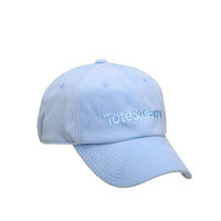 Tote&Carry Baby Blue Corduroy Dad Cap