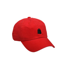 Tote&Carry Red Dad Cap