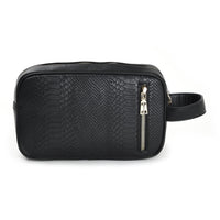 Black Apollo Hygiene Bag