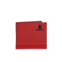 Red Apollo Wallet