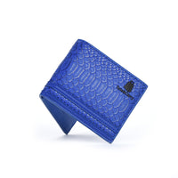 Royal Blue Apollo Wallet
