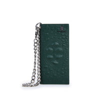 Black Apollo II Biker Chain Wallet