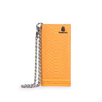 Mustard Apollo Biker Chain Wallet