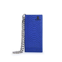 Royal Blue Apollo Biker Chain Wallet