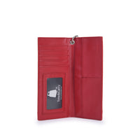 Red Apollo Biker Chain Wallet