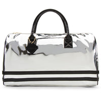 Silver Patent Apollo I Travel Set