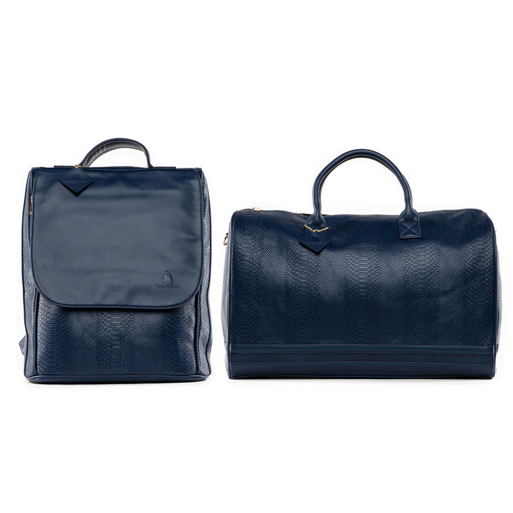 Navy Apollo Travel Set