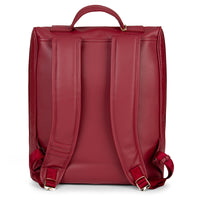 Burgundy Apollo II Backpack