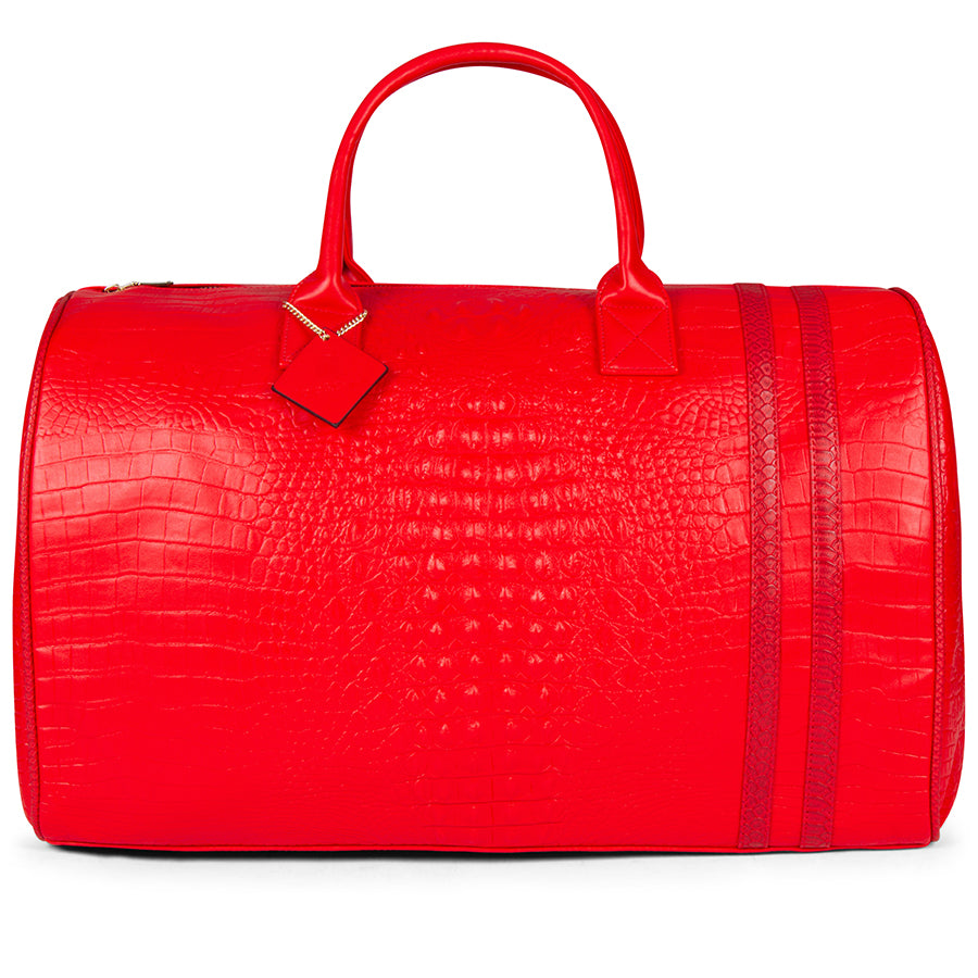 Red Apollo II Duffle