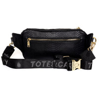 Black Apollo Envelope Bag